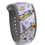 Disney MagicBand 2 Bracelet - Tomorrowland - Limited Release