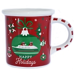 Disney Coffee Cup - Disney Cruise Line Happy Holidays