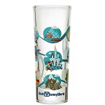 Disney Tall Shotglass - Mickey Mouse and Friends