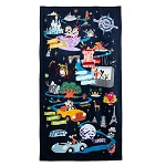 Disney Beach Towel - Mickey Mouse & Friends - Walt Disney World