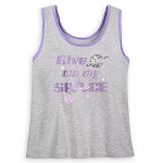 Disney Women's Shirt - Space Mountain - Tomorrowland - Tank Top
