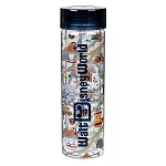 Disney Water Bottle - Mickey & Minnie Mouse - Walt Disney World