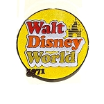 Disney Pin - Retro Walt Disney World 1971