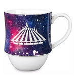 Disney Coffee Cup Mug - Minnie Mouse The Main Attraction - Space Mountain - Limited Release