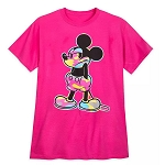 Disney Men's Shirt - Mickey Mouse Pose - Camouflage