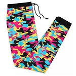 Disney Men's Jogger Pants - Mickey Mouse - Camouflage