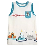 Disney Boys Shirt - Mickey Mouse & Friends - Walt Disney World - Tank Top