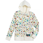 Disney Kids Zip-Up Hoodie - The World of Pixar