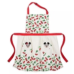 Disney Apron - Mickey & Minnie Mouse - Retro