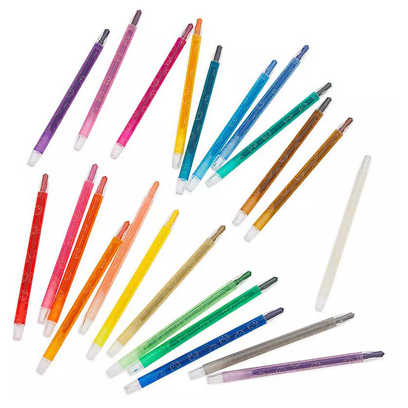 Disney Twist-Up Crayon Set - The World of Pixar