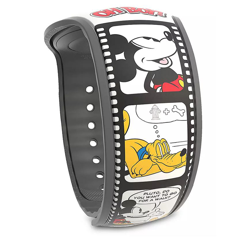 Disney MagicBand 2 Bracelet - Mickey Mouse & Friends Comic Strip