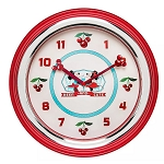 Disney Wall Clock - Mickey and Minnie Mouse - Retro