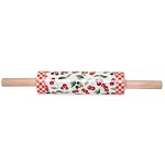 Disney Rolling Pin - Mickey and Minnie Mouse - Retro