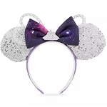 Disney Minnie Ears Headband - Minnie Mouse The Main Attraction - Space Mountain - Limited Release