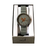 Disney Wrist Watch - Mickey Mouse Icon - Grey