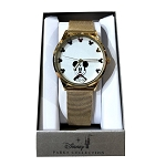 Disney Wrist Watch - Mickey Mouse Rainbow Icons