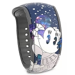 Disney MagicBand 2 Bracelet - Minnie Mouse The Main Attraction - Space Mountain - Limited Edition