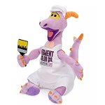 Disney Plush - Figment - Epcot International Festival of the Arts - 10''