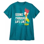 Disney Adult Shirt - Hei Hei - Going Through Life Like