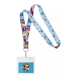 Disney Lanyard - Mickey & Friends - Disney Cruise Line