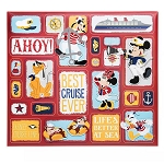 Disney Scrapbook Kit - Mickey & Friends - Disney Cruise Line