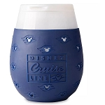 Disney Stemless Glass w/ Sleeve & Lid - Disney Cruise Line
