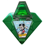 Disney Pin - Countdown to the 20th Anniversary of Pin Trading - Mickey Mouse #1