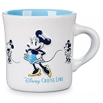 Disney Coffee Cup Mug - Minnie Mouse Diner - Disney Cruise Line