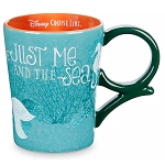 Disney Coffee Cup Mug - Ariel Mug - Disney Cruise Line