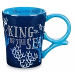 Disney Coffee Cup Mug - King Triton - Disney Cruise Line