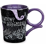 Disney Coffee Cup Mug - Ursula - Disney Cruise Line