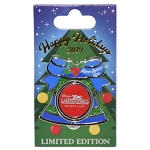 Disney Resort Holidays Pin 2019 -Saratoga Springs - Goofy