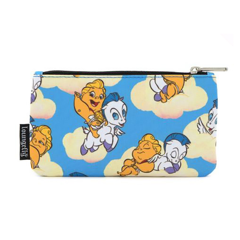 Disney Loungefly Pouch - Baby Pegasus & Hercules