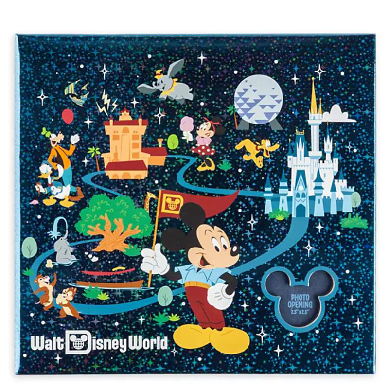 Disney Photo Album - Mickey & Friends - Walt Disney World