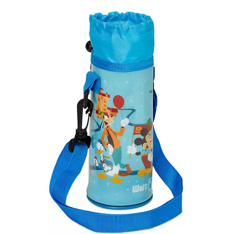 Disney Water Bottle Holder - Mickey Mouse & Friends - Walt Disney World