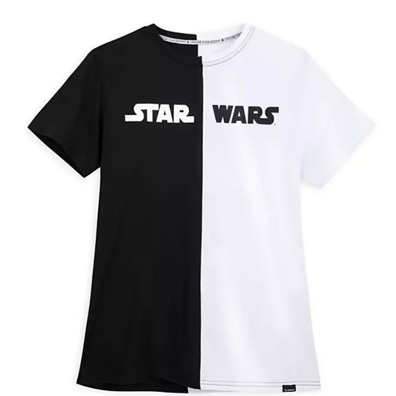 Disney Women's Shirt - Star Wars May The Force Be With You by Her Universe