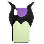 Disney Silicone iPhone X / Xs Case - Maleficent