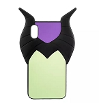 Disney Silicone iPhone XS Max Case - Maleficent