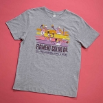 Disney Kids Shirt - Epcot Festival of the Arts 2020 - Figment Color Co.