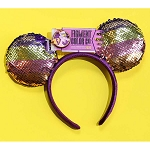Disney Minnie Ear Headband - Epcot Festival of the Arts 2020