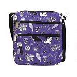 Disney Loungefly Passport Bag - Disney Villain Icons