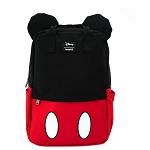 Disney Loungefly Bag - Mickey Mouse Cosplay - Square Backpack