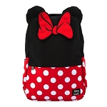 Disney Loungefly Bag - Minnie Mouse Cosplay - Square Backpack