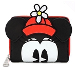 Disney Loungefly Zip Around Wallet - Positively Minnie