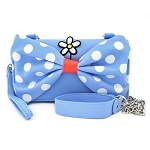 Disney Loungefly Bag - Positively Minnie - Crossbody Wristlet