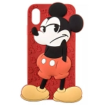 Disney Silicone iPhone X / XS Case - Mickey Mouse - 3D