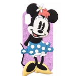 Disney Silicone iPhone XS Max Case - Minnie Mouse - 3D