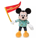 Disney Plush - Mickey Mouse Park Life - 12''