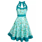 Disney Dress Shop Halter Dress for Women - Walt Disney World