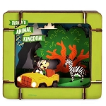 Disney Diorama Kit - Mickey Mouse & Friends - Animal Kingdom